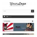 Prestashop Responsive Homepage Layout