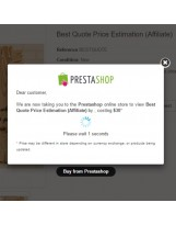 Prestashop Affliate E-Commerce Analytics Module