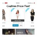 Custom Price Text / Hide Price on Prestashop