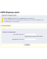 USPS Delivery Confirmation Label Creator